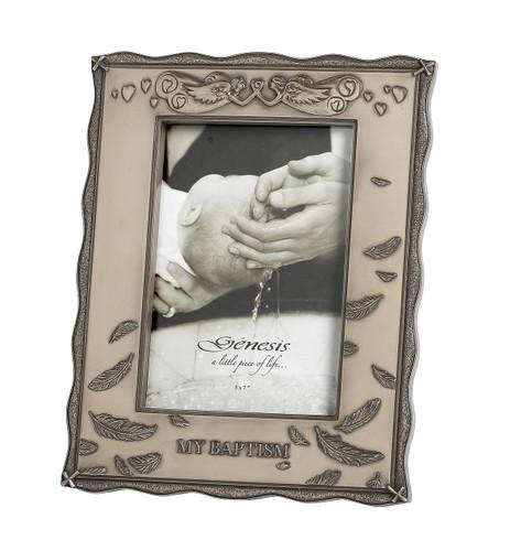 My Baptism Frame - QQ001