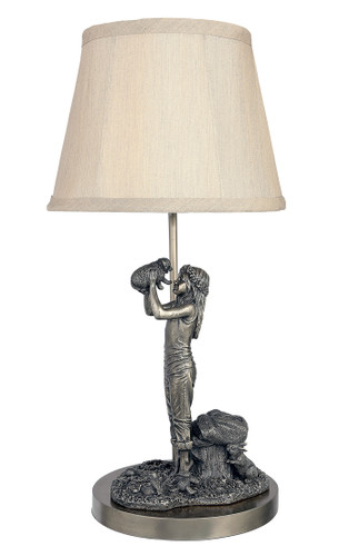 Grow Together - Girl Lamp QQ021L (QQ021L)