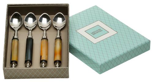 Nisha Coffee Spoon Set - MC019