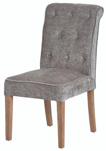Scroll Back Dining Chair - MB023