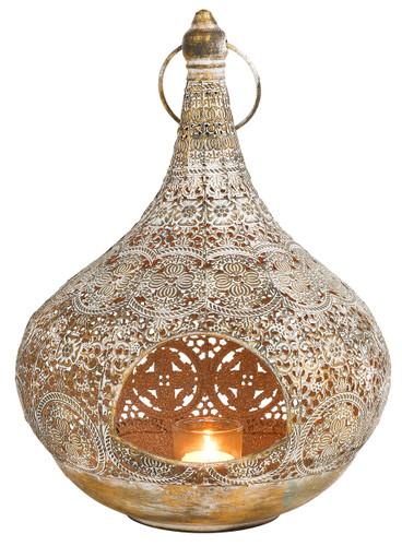 Zina Lantern Large - FUZ038