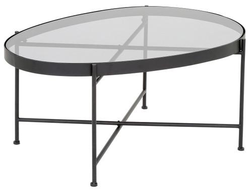 Austin Coffee Table (Black) - TF031