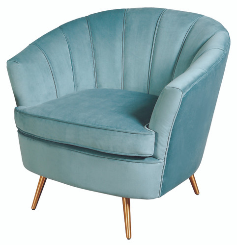 Nimes 1 Seater Sea Green - NIN021