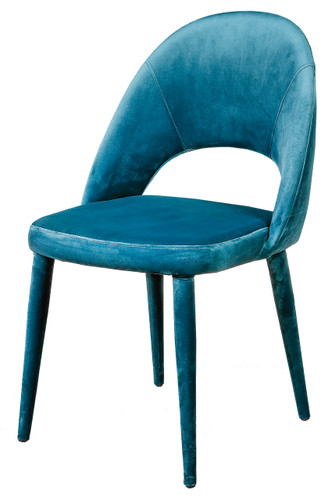 Sancerre Dining Chair Teal - EHM001