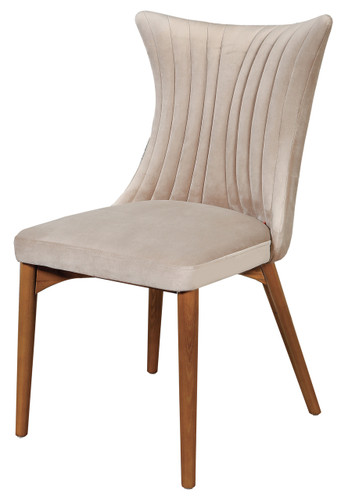 Moulins Dining Chair  Beige - EHM005