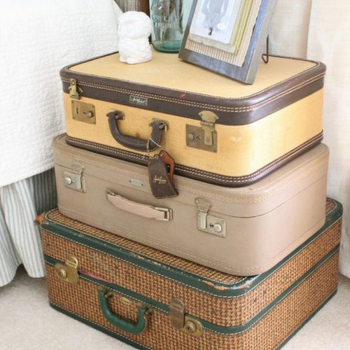 Travel Inspired Home Décor