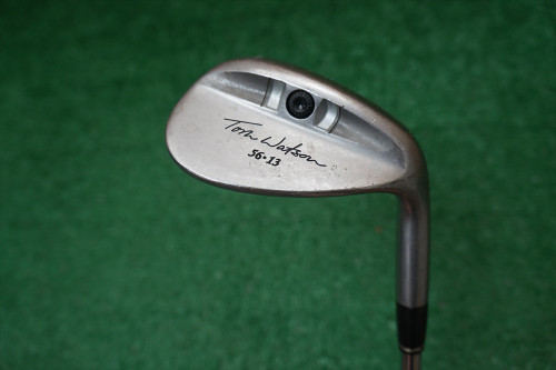 Adams  Tom Watson 56 Degree Sand SW Wedge Wedge Flex Steel 0260091 Used Golf