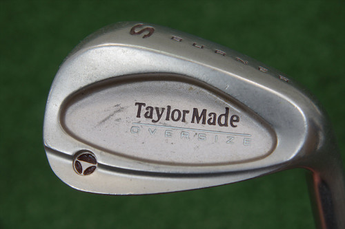 Ladies TaylorMade Burner Oversize Sand Wedge SW Graphite Womens  224951 Used