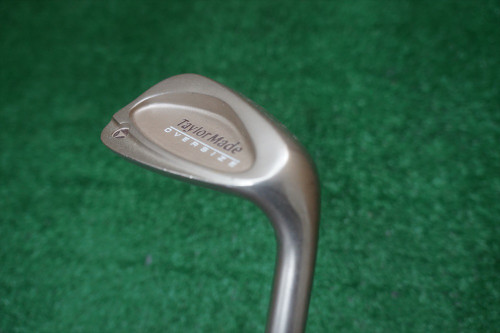 Ladies TaylorMade Burner Oversize Single Sand Wedge Graphite 0251534 Used Golf
