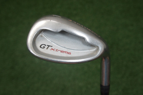 "Adams  GT Xtreme Uniflex Flex  LW Lob Wedge 35.5"" Steel 0256856 Good Used Golf"