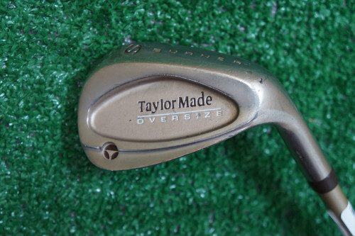 Ladies TaylorMade Burner Oversize Sand Wedge SW Graphite Womens  200968 Used