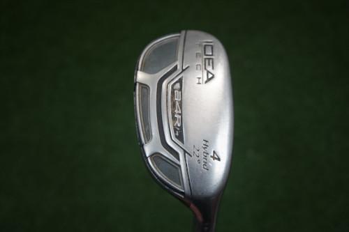 Adams  IDEA a4R 22 Degree 4H Hybrid Regular Flex Graphite 0251990 Used Golf
