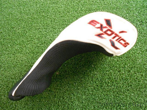 Tour Edge Exotics CB3 Tour Driver Headcover Used