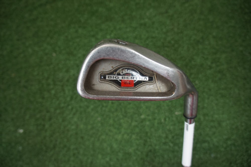 Callaway  Big Bertha 1996 Stiff Flex Single Iron 4 Iron Steel 0271039