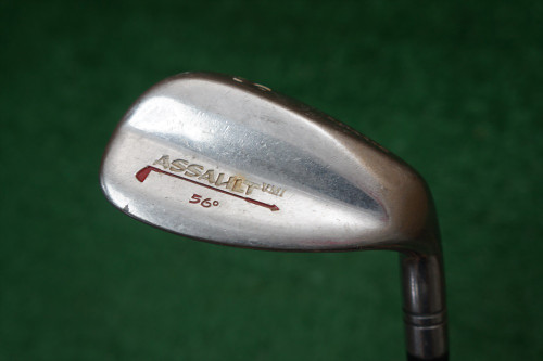 Adams  Assualt VMI  Degree Sand SW Regular Flex Graphite 0261406 Good Used Golf