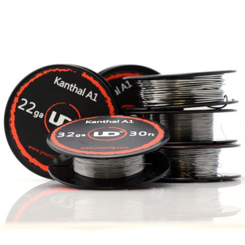 Variety of Kanthal sizes by UD