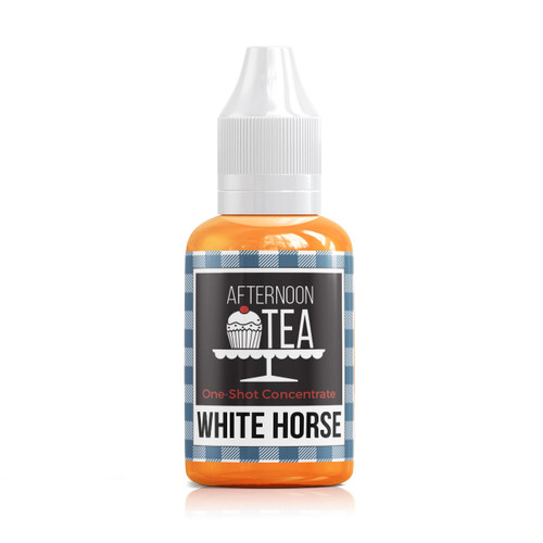 White Horse one shot flavour concentrate by Afternoon Tea