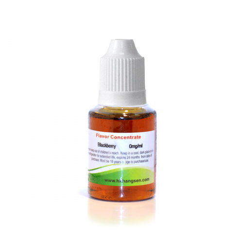 Blackberry flavour concentrate by Hangsen
