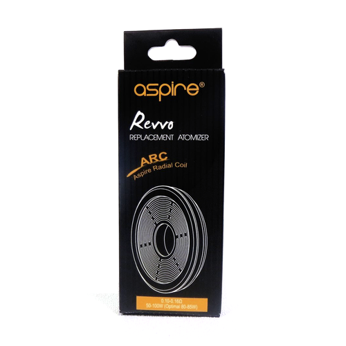 Aspire Revvo Atomizer box
