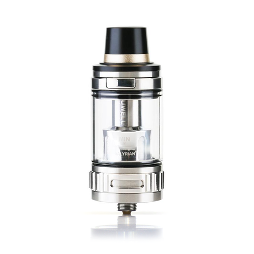 The Valyrian Tank by Uwell in a stainless steel version