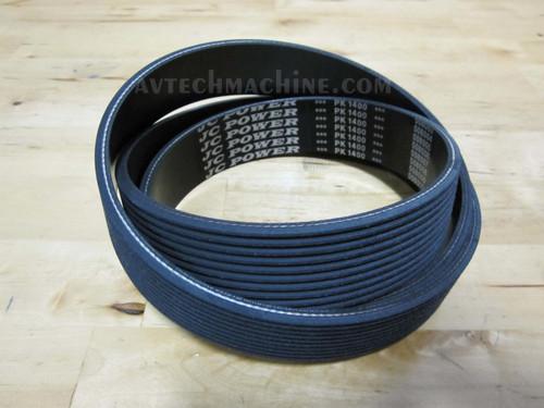 10PK1400 JC Power Spindle Belt