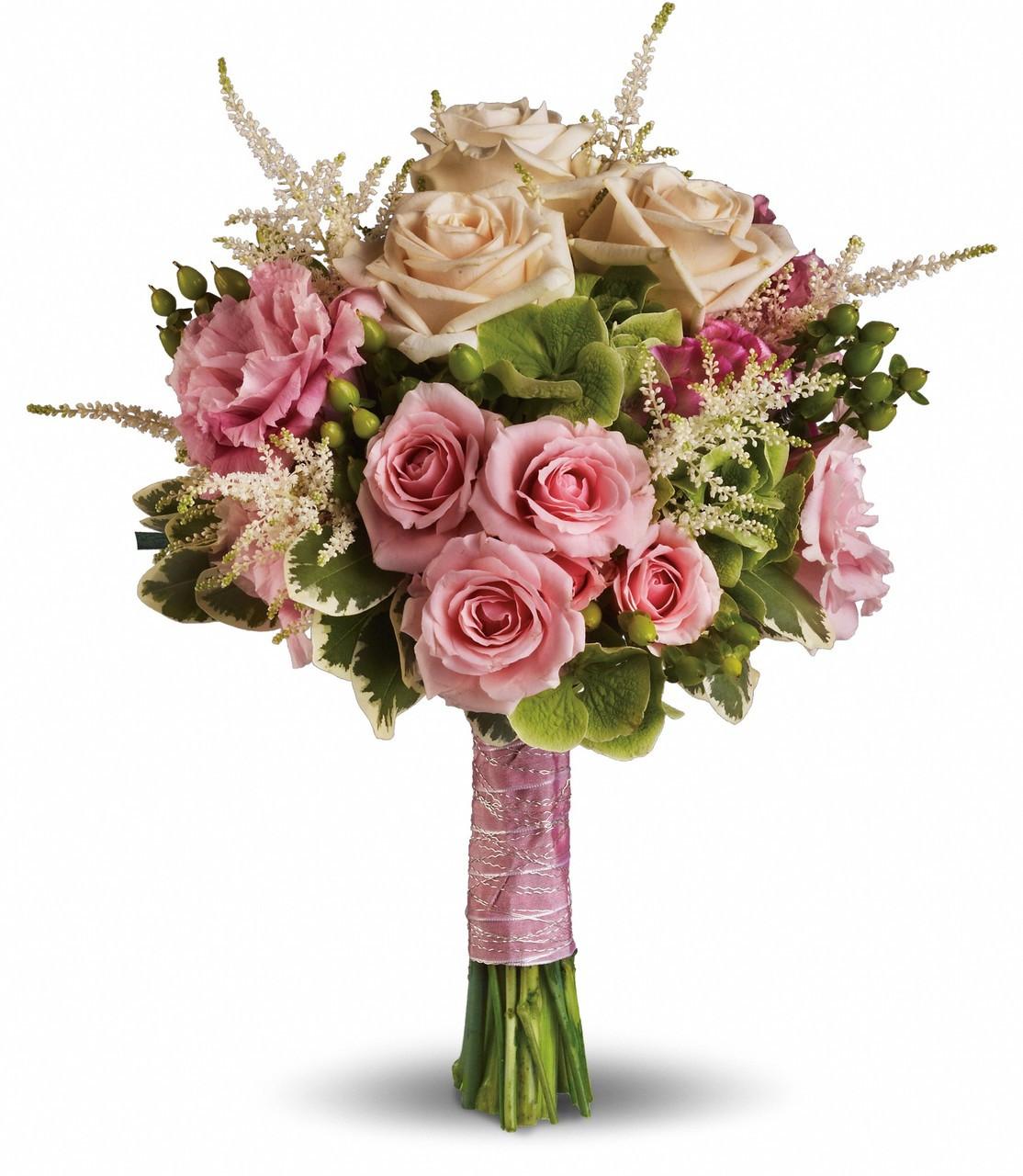 Rose Meadow Bouquet Abbott Florist