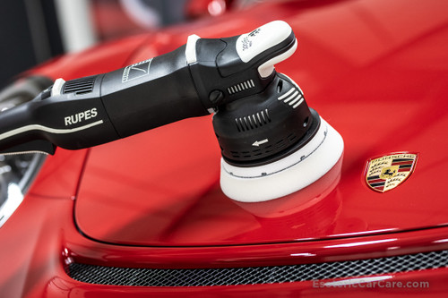Rupes LK900E Mille Forced Rotation Polisher at ESOTERIC Car Care