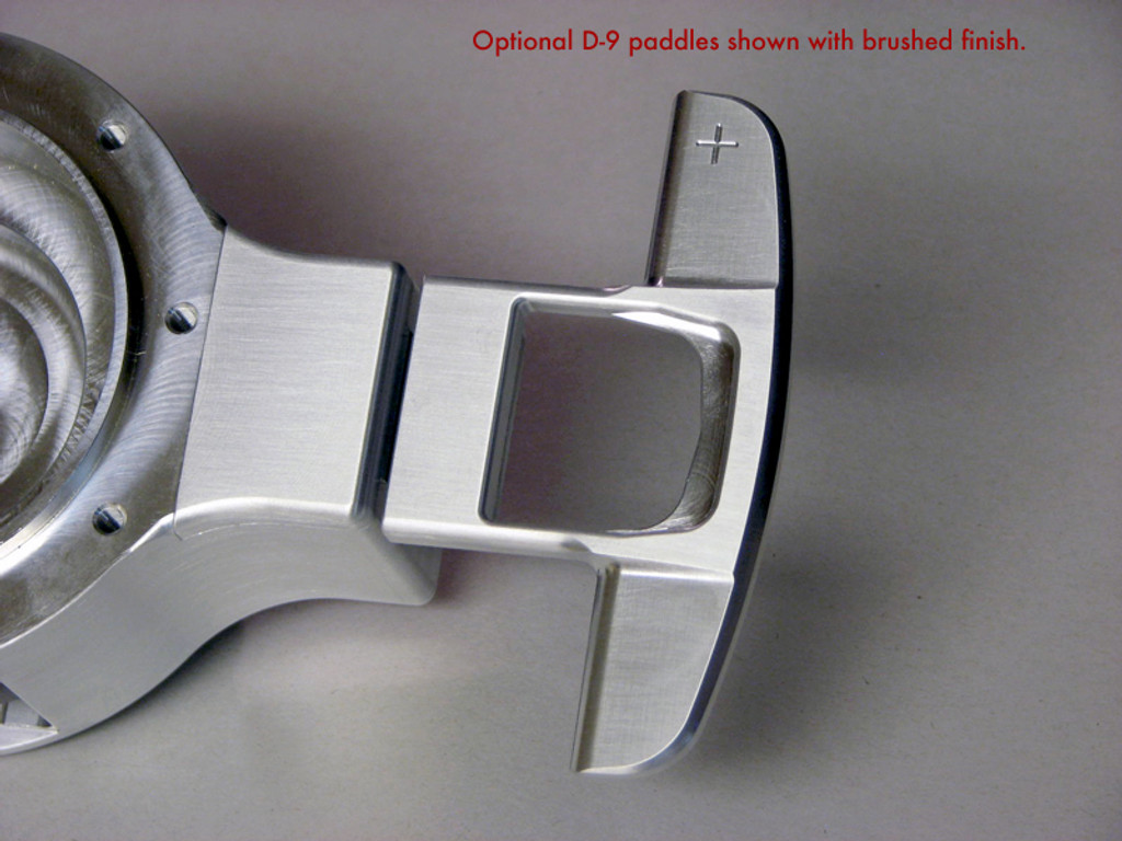 Paddle Shifter with D9 Paddles