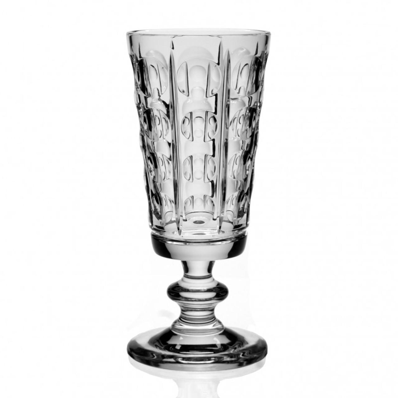 William Yeoward Crystal Odette Footed Vase 11