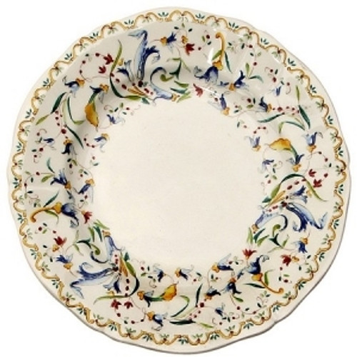 Gien France Toscana Canape Plate  sc 1 st  The White Dogwood & Brands - Gien France - Toscana by Gien France - Page 1 - The White ...