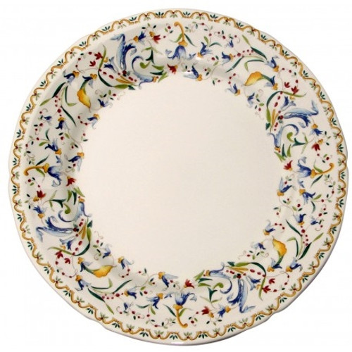 Gien France Toscana Dinner Plate  sc 1 st  The White Dogwood & Brands - Gien France - Toscana by Gien France - Page 1 - The White ...
