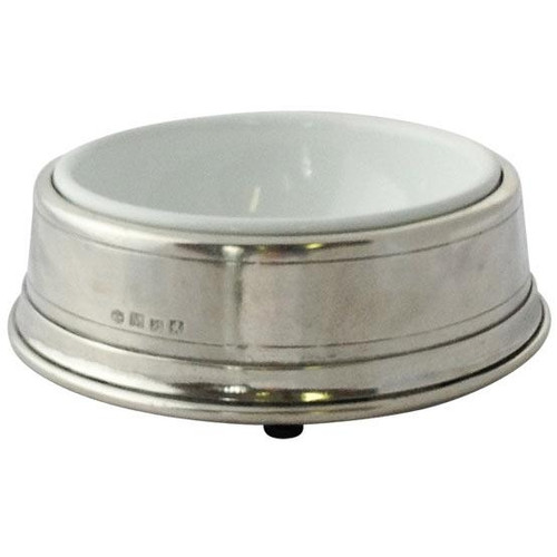 Match Pewter Pet Bowl (Small)