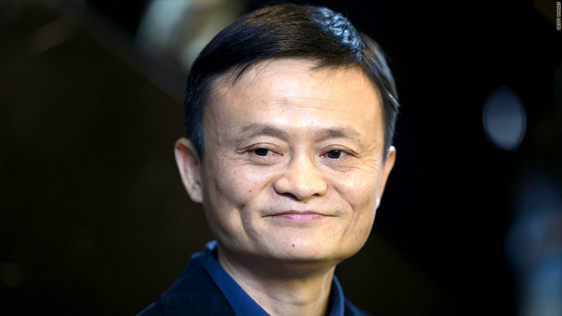 Jack Ma of Alibaba is a Beach Fan