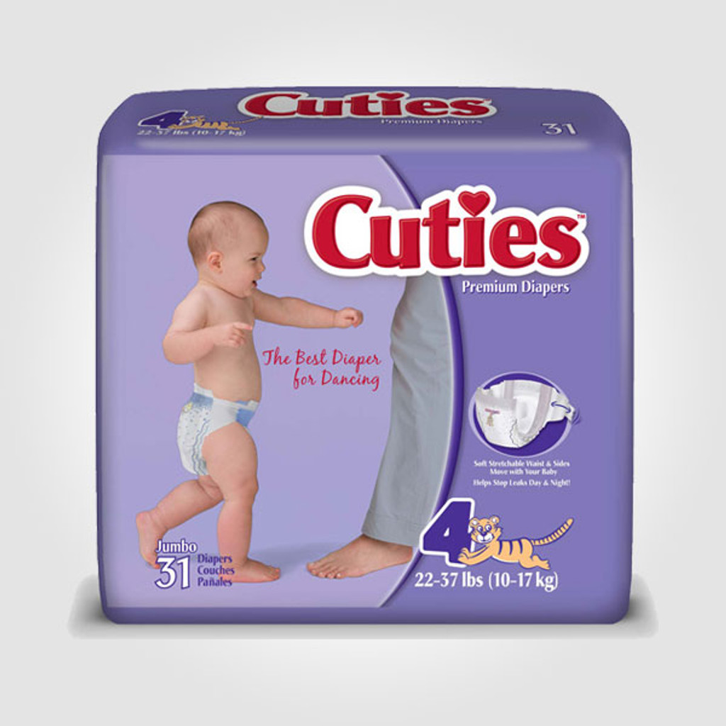 Cuties Size 4