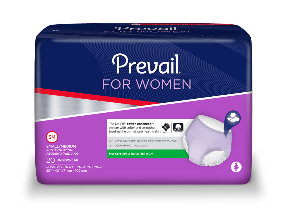 Prevail for Women, Small/Medium