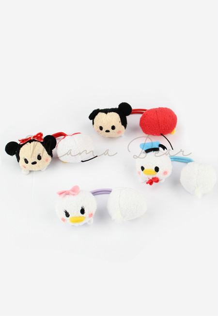 Tsum Tsum Mickey Pony Set