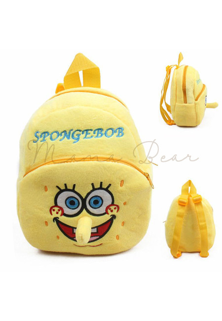 Spongebob Kids Fur Bag (Small)