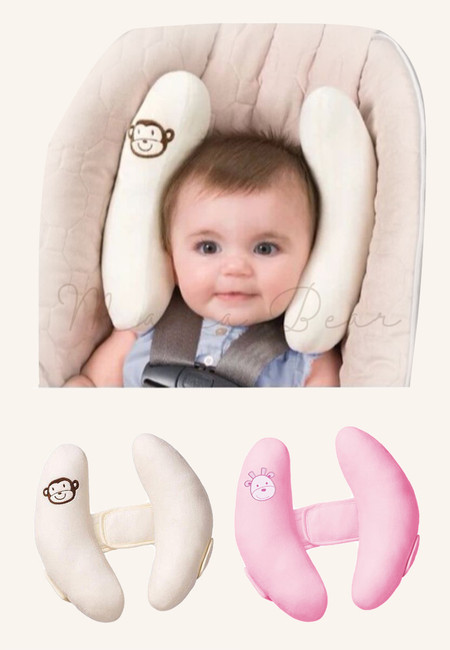 Baby Stroller And Car Seat Head Support