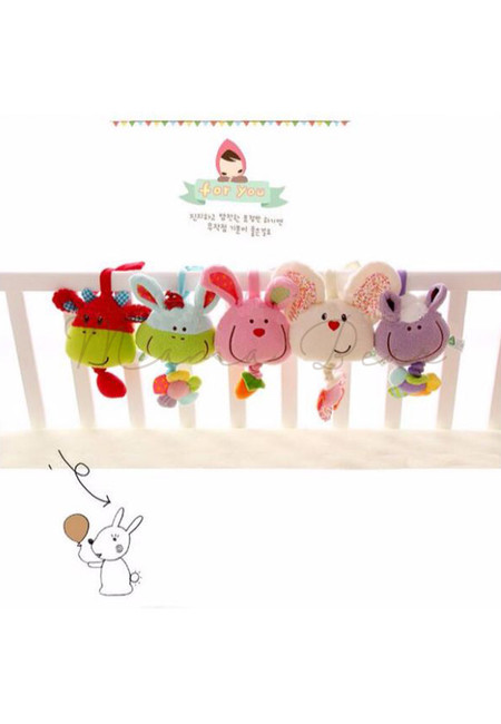Baby Hanging Musical Rattle Toys