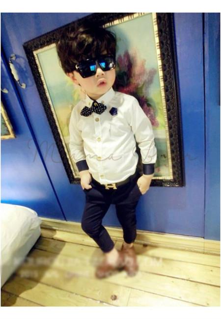 Handsome Kid Long Sleeves