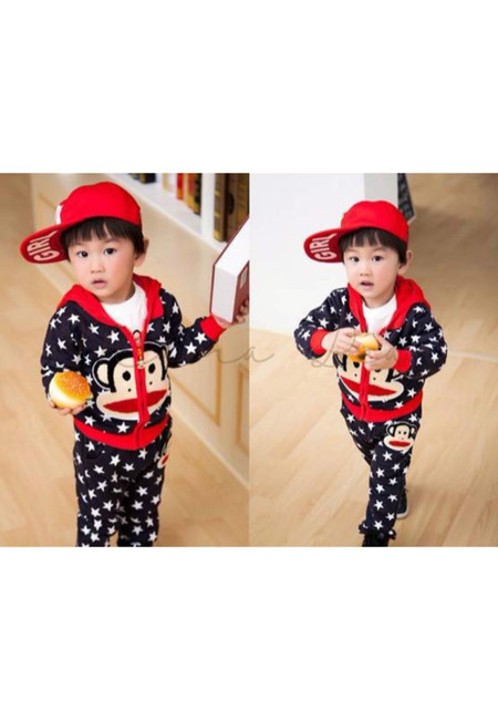 Paul Frank Sweater Jacket Set