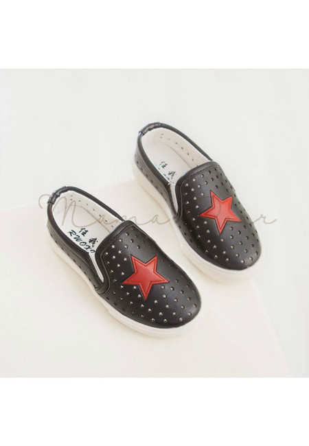Star Slip On Kid Shoes (On Hand)