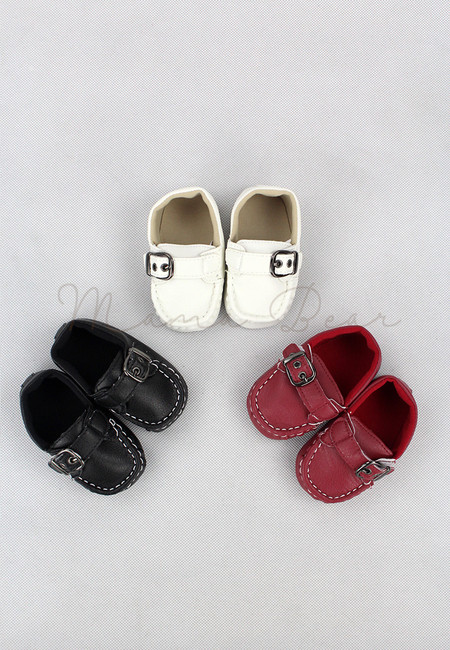 Classic Leather Like Baby Shoes