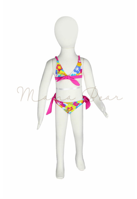 Flower 2pc Kids Bikini