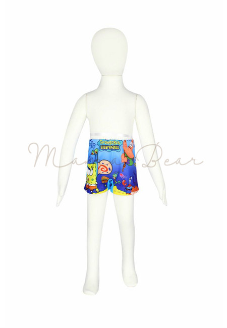 Spongebob Squarepants Kids Trunks