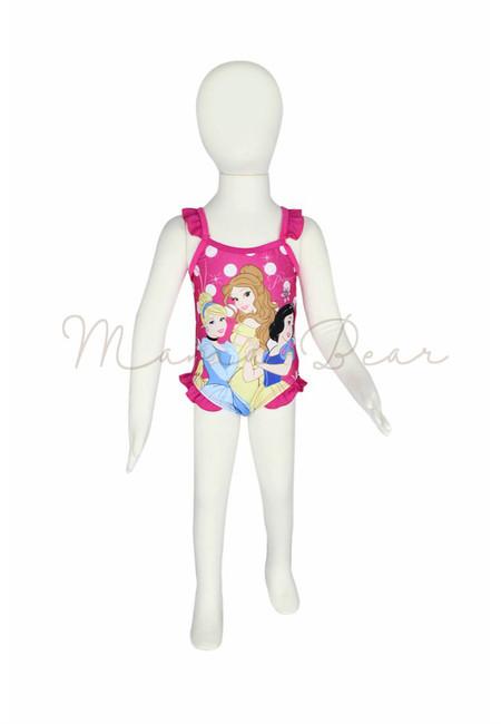 Pretty Disney Princess Kids Swimwear