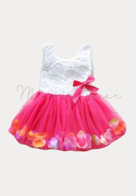 Flower Lace Baby Tutu Dress