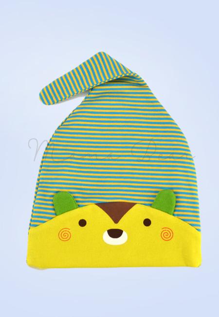 Baby Sleeping Bear Hat