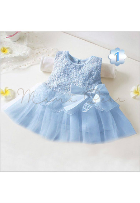 Princess Lace Baby Tutu Dress