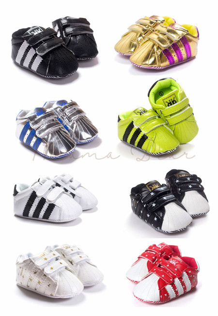 Triple Line Baby Classic Sneakers